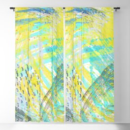Abstract 181 Blackout Curtain