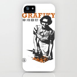 The Housewife iPhone Case
