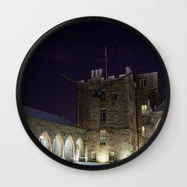 Aberdeen 2 Wall Clock
