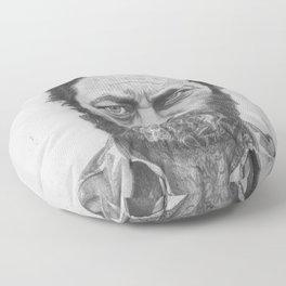 Nick Offerman Floor Pillow