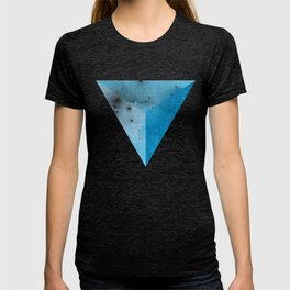 cosmic triangle T-shirt