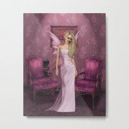 The Pink Room Metal Print