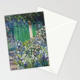 Monet's Door — Giverny, France Stationery Cards