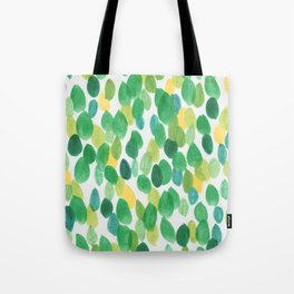 Lost in the leaves Tote Bag