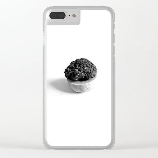 Obri Maur Ere Clear iPhone Case