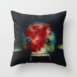 Gulp Throw Pillow