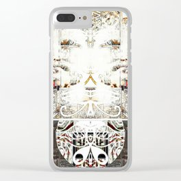 Phillip of Macedon series 9 Clear iPhone Case