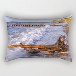 At the Baltic Sea, Germany Rectangular Pillow