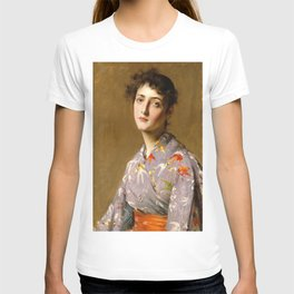 Girl In A Japanese Costume - Digital Remastered Edition T-shirt