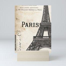 Paris Ooh La La 1 Mini Art Print