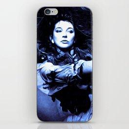 Kate Bush - The Ninth Wave - Pop Art iPhone Skin