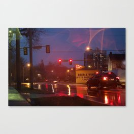 Geddes Ave Canvas Print
