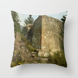 The Tipple Throw Pillow