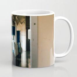 Empty Train Coffee Mug