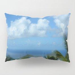 Bird View over the Ocean Pillow Sham