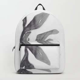 Noir Branches Backpack