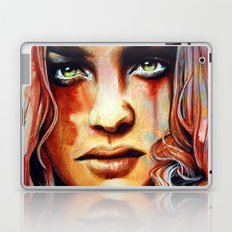 Erubescent Laptop & iPad Skin
