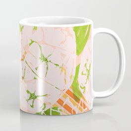 Soft summer Astrophytum asterias Coffee Mug