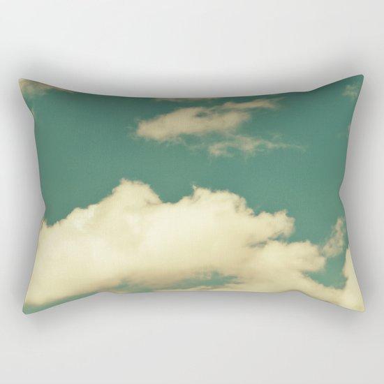 sky, clouds, dreams... Rectangular Pillow