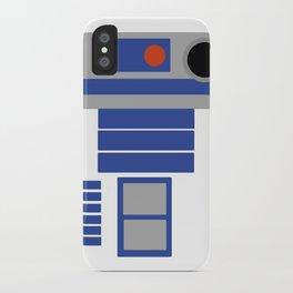 R2D2, Arthur, Rouge One iPhone Case