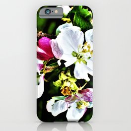Gifted By Nature iPhone Case