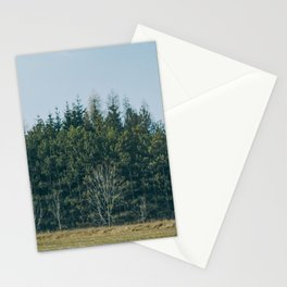 The magical forest Stationery Cards