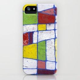 Colour Me Happy 1 iPhone Case