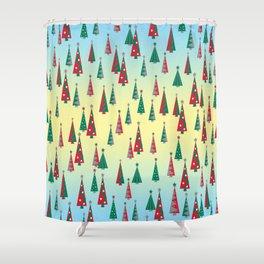 'Tis the Season Shower Curtain
