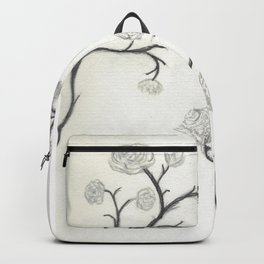 Roses Have Thorns Backpack
