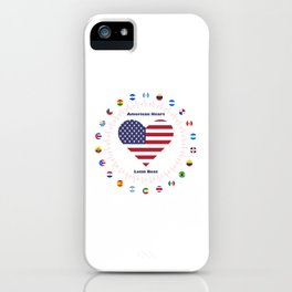 One Heartbeat iPhone Case