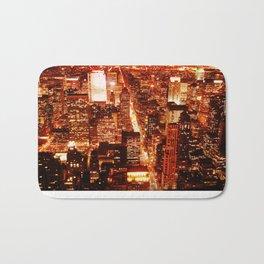 New York : Manhattan Bath Mat