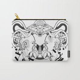 twin mech Carry-All Pouch