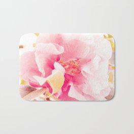 camellia I Bath Mat