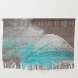 Mountain in the Valley Wall Hanging