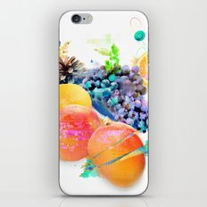 Cosmic Mango iPhone & iPod Skin