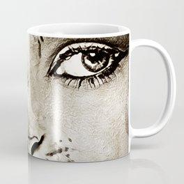 Tiger or woman Coffee Mug