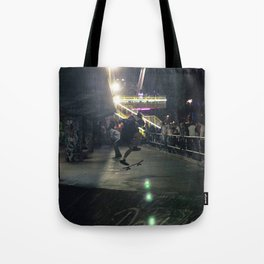 Freestyle | Skateboarding Tote Bag