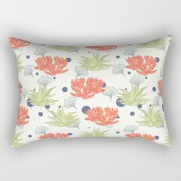 Succulent Pattern. no1 Rectangular Pillow