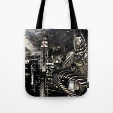 Life Line Tote Bag