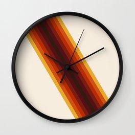 Rewind- Vintage Retro #2 Wall Clock