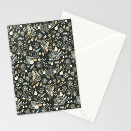 Mori girl two Stationery Cards