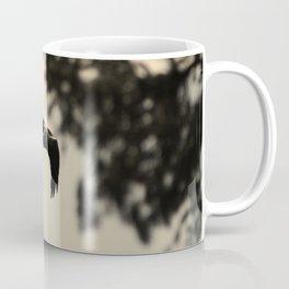 Alfred Hitchcock's View in Utah Coffee Mug