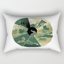 September 22 Rectangular Pillow