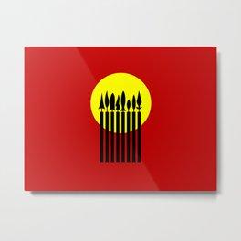 Cordillera People's Party Metal Print