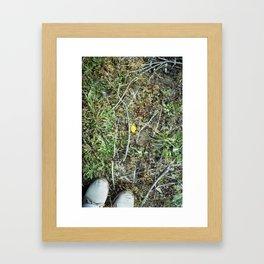 Surviving Framed Art Print