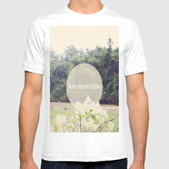 More Adventurous T-shirt