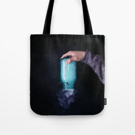 Magic Bottle (Color) Tote Bag
