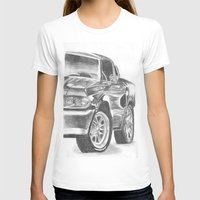 mustang T-shirts featuring Mustang by WNN Creations