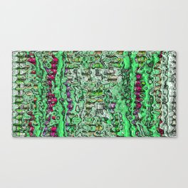 plastic wax factory 07 - Ei'lor Canvas Print
