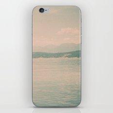Lake Koocanusa iPhone & iPod Skin